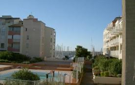 Résidence Port Dauphin II - Appartement studio/cabine de 29 m² environ pour situé à 800 m de la p...