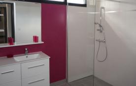 salle d'eau chambres rdc