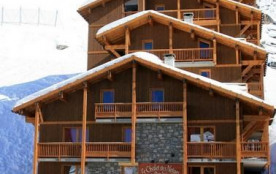 résidence plein sud - 4 pièces 6 personnes 72 m2 luxe