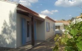 FR-1-357-84 - Maison de vacances T3, dans quartier du Phare