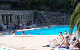 Camping L'Orée d'Azur, 39 emplacements, 6 locatifs