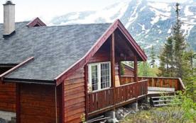 Maison pour 4 personnes à Rjukan