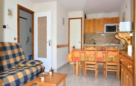 Appartement 2 pièces - 27 m² environ - jusqu'à 4 personnes. La résidence La Dryade est située au ...