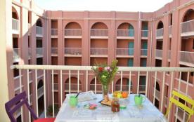 Résidence Les arcades de la Méditerranée - Appartement studio de 22 m² environ pour 3 personnes, ...