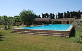 Gîtes de France Mas des Capelans. En pleine campagne, conçu pour des séjours en famille ou entre ...