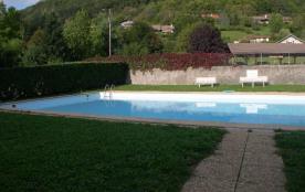 Agréable appartement au calme d'une résidence avec piscine.