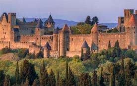 cité de carcassonne  aude