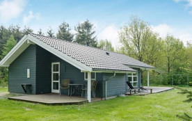 Maison pour 3 personnes à Toftlund