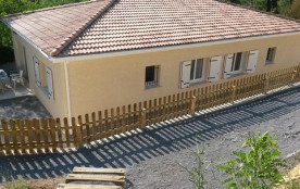 Villa à VINEZAC