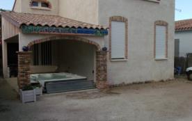 villa avec jacuzzi a ste Marie