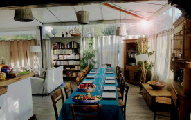 Grande salle à manger - bar 15 personens