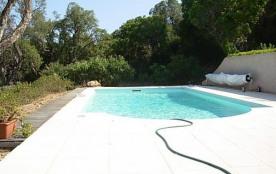 viila avec piscine vue mer libre à partir du 15 août