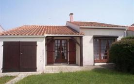 FR-1-194-115 - Quartier calme - Maison pour 7 personnes avec terrain de tennis dans la résidence.