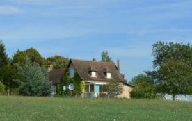 Maison périgourdine de campagne avec piscine dans un environnement privilégié. - Rouffignac Saint Cernin de Reilhac