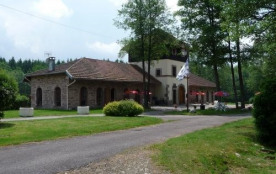 Domaine des Messires, 110 emplacements, 22 locatifs