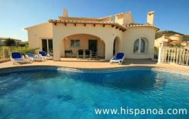 Hispanoa vous propose cette villa de vacances &a
