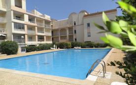 Gruissan (11) - Rive Droite - Résidence La Grande Voile. Appartement 2 pièces - 26 m² environ - j...