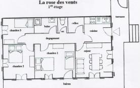 disposition appartement