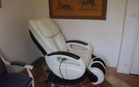 le fauteuil de masage
