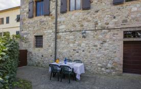 Appartement pour 3 personnes à Orciatico