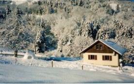 Chalet de plain pied situé dans un cadre verdoyant et calme à 1.5 km de la Base de Loisirs, et 15...