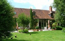 Gîte à la campagne sur la route des Châteaux de la Loire