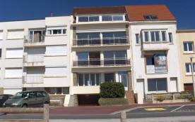 Hardelot appartements dans villa front de mer