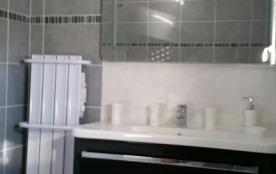 salle de bain, étage
