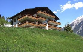Appartement pour 2 personnes à Davos - Schmitten