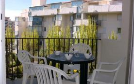 Appartement deux pièces de 30 m² pour 4 personnes situé dans le quartier du Seaquarium.