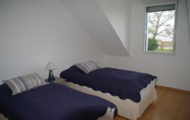 maison 2 chambre 2 lits étage vue mer