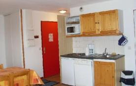 Appartement type 2 pièces + cabine 8 personnes