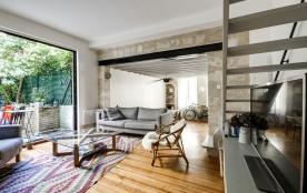 squarebreak, Maison avec terrasse au cœur de Bordeaux
