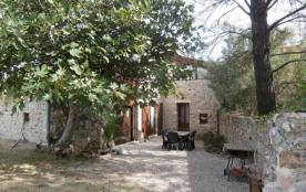 Gîtes de France - A 5 minutes du centre de Vallon tout en étant au calme, ce gîte en pierre, sur ...
