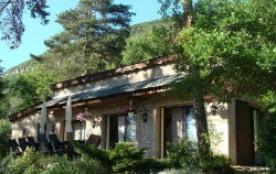Gîte situé à Rivière sur Tarn