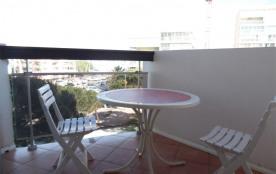 Résidence Méditerranée - Studio Cabine, 3 étages n° 28 pour 4 personnes de 25 m².