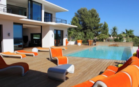 Lumineuse villa contemporaine à Eguilles