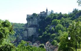 Rocamadour à 20 km