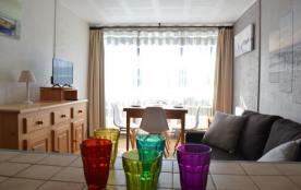 Studio cabine de 25 m² environ - jusqu'à 4 personnes.