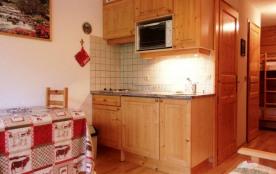 Studio de 23 m² environ pour 4 personnes, la Résidence Le Lessy est située dans le haut de la sta...