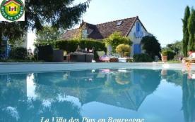 La Villa des Pins Bourgogne