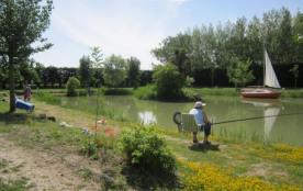 Domaine Le Jardin du Marais - Chalet MOUETTE - 2 chambres