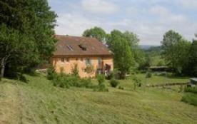 Gîte et chambres d'hôtes dans un moulin rénové - Censeau