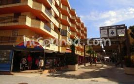 Appartement se trouve à Salou au cœur de la ville et entouré des commerces, restaurants, boutique...