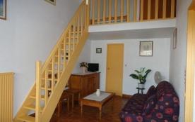 Résidence Désirade - Appartement studio/mezzanine de 45 m² environ pour 5 personnes situé à 500 m...