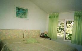 chambre - 1 - 2 lits