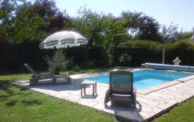 Maison de 80 m² à étage avec piscine