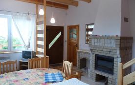 Maison pour 3 personnes à Gardna Wielka