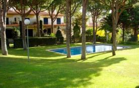 Villa 6 pers avec piscine