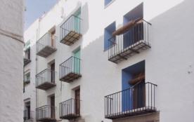 Studios dans la Vieille Ville et son château, Peñiscola